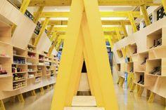Hugg Store,Courtesy of TANDEM design studio