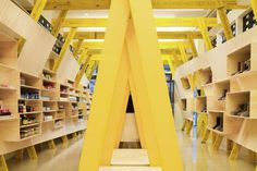 Galeria de Loja Hugg / TANDEM design studio - 5