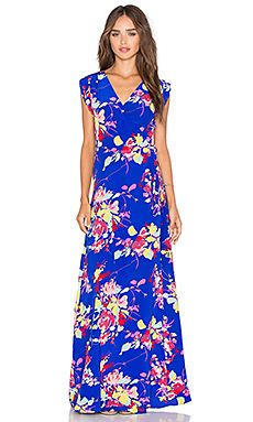 Shop for Yumi Kim Swept Away Maxi Dress in Royal Blue Blossom at REVOLVE. Free 2-3 day shipping and returns, 30 day price match guarantee.
