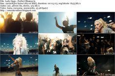 #AEMusicVideos Lady Gaga - Perfect Illusion (Tidal 1080p)