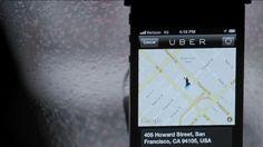 uber and lyft wsj