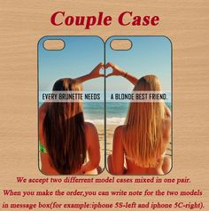 iPhone 5C case,iphone 5c cases,iphone 5s case,iphone 4 case,iphone 5 case,ipod 4 case,ipod 5 case,z10 case,q10 case--best friends,in plastic by Doublestarstar on Etsy, $28.99