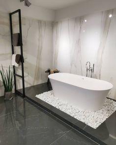 Bathroom Shelf Decor, Rustic Bathroom Shelves, Beach Theme Bathroom, White Bathroom, Modern Bathroom, Small Bathroom, Master Bathroom, Guest Bathroom Remodel, Guest Bathrooms
