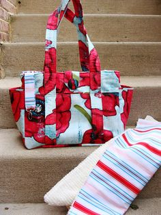 XL Ultimate Diaper Bag Set --- Crafted from your choice of designer fabric