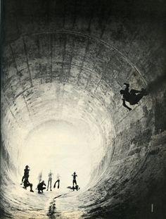 skate tunnel.
