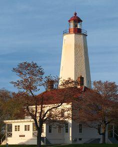 SandyHook Lighthouse