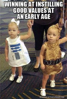 Star wars awesomeness :) I know Dan would love this if we have a girl or girls :-)