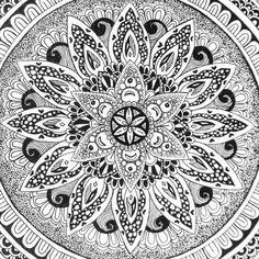 Zoomed. #creative #drawing #ink #pen #details #flower #dotwork #featuregalaxy #love_mandalas #ornamental #zentangle #zendoodle #doodleart #myart #instaart #mandala #mandalaart #graphic #black #zendala #art #artoftheday #stippling #sketch #sketchbook #artdiscover #floweroflife #sacredgeometry #micron