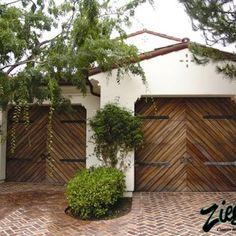 Spanish Style Garage Doors Ziegler Spanish Garage Doors Are Simply