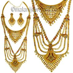 rani haar necklace set