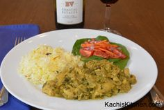 Fenugreek Chicken Curry is a delicious and easy Indian recipe to make.