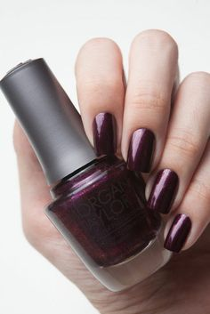 MORGAN TAYLOR NAIL POLISH - GLAM ROCK COLLECTION - REBEL WITH A CAUSE