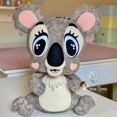 Erica Sena • Ateliê (@ericasena.atelie) • Fotos y videos de Instagram Minnie Mouse, Disney Characters, Fictional Characters, Teddy Bear, Toys, Erica, Instagram, Animals, Videos
