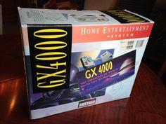AMSTRAD GX4000 1990 (Consola Videojuegos)