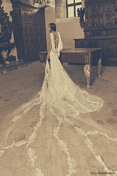 Julia Kontogruni Fall 2015 Wedding Dresses