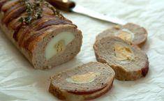 Rolada wieprzowa Baked Potato, Potatoes, Baking, Ethnic Recipes, Food, Christmas, Xmas, Potato, Bakken