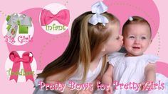 I'm Pretty Boutique Infant, Bows, Boutique, Face, Pretty, Arches, Baby, Bowties, The Face