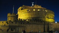 Summer Nights At Rome's Castel Sant'Angelo