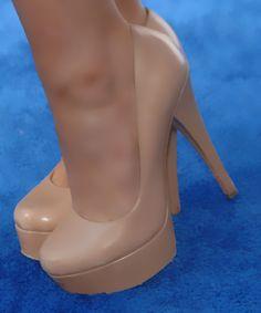 Ariana grandes heels so cute Nude High Heels, Nude Shoes, Nude Pumps, Pumps Heels, Stockings Legs, Prom Heels, Favim, Dream Shoes, Sexy Feet