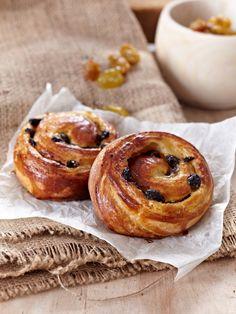Recette des traditionnels pains au raisins #frenchcook #paris #viennoiserie