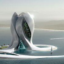 Mexico Monde d'eau Hotel Resort/Lava Architects