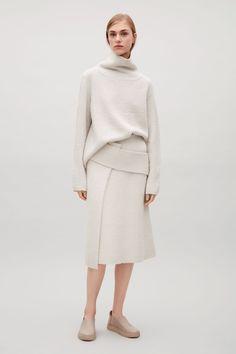 COS | High-neck wool jumper