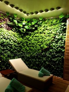 In the wall Outdoor Furniture, Outdoor Decor, Spa, Sun Lounger, Man Cave, Home And Garden, The Originals, Vertical Gardens, Wall