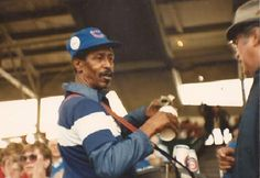 """Take The """"A"""" Train with Maurice """"Mo"""" Greene, as he used to say.  October 3, 1985."""