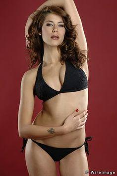 Karima Adebibe menghentak panggung dunia hiburan pada 2006 ketika ia dipilih sebagai pemeran di video gama Lara Croft (wanita ketujuh untuk peran itu). Wanita berdarah campuran Maroko, Iran, dan Yunani ini tidak diragukan lagi memiliki charisma dan tubuh yang atletis.