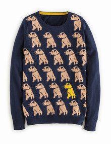 Terrier Sweater