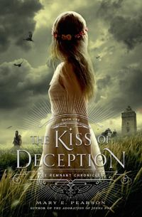 Livro The Kiss of Deception, de Mary E. Pearson