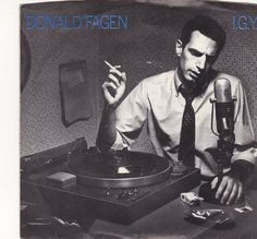 "Donald Fagen / I.G.Y. / 7"" Vinyl 45 RPM Jukebox Record & Picture Sleeve / #DonaldFagen #SteelyDan #Music"