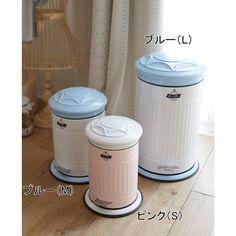 Cute Waste Bin http://www.scroll-shop.com/product/PD24859/index.html