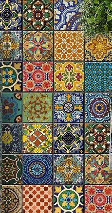 - Beautiful tile in talavera style adds richness and color to any room. Would be a… Beautiful tile in talavera style adds richness and color to any room. Would be a beautiful backsplash in my kitchen.
