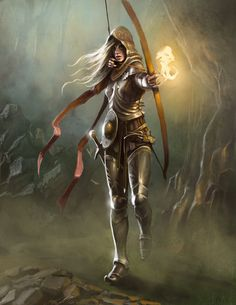 Milva, The Witcher