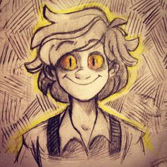 cherryviolets:  I miss Bipper, please bring him back..  Bill Cipher's AMA was really terrifying and intriguing. :0