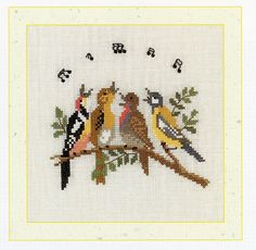 Eva Rosenstand Birds Bees and Dragonflies by SheFindsVintage