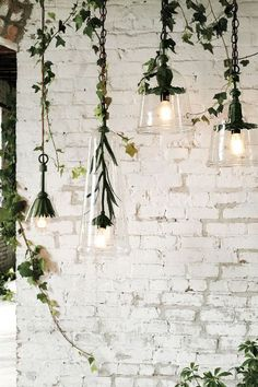 Iron Petals Pendant Lamp - anthropologie.com #anthrofave