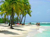 Guadeloupe Caribbean beachfront properties