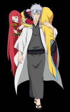 Tags: NARUTO, Senju Tobirama, Fan Character