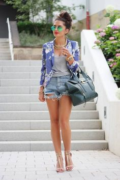 Outfits Of The Month - August  by Fashion Hippie Loves