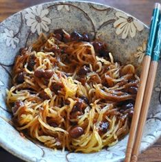 Spaghetti Squash Lo Mein - Chocolate Covered Katie