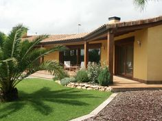 Fotos de Casas de estilo Mediterráneo de RIBA MASSANELL S.L.