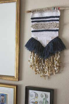 hello hydrangea | Tapestry Weaving