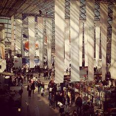 …und natürlich zur Buchmesse, die jedes Jahr im Herbst stattfindet. | 64 Gründe, warum Frankfurt am Main die beste Stadt Deutschlands ist
