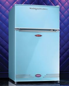 This is a must for the trailer, but blue or turquoise??Nostalgia ElectricsTM RRF-325BLUE Retro SeriesTM 3.1-Cubic Foot Compact Refrigerator Freezer, Blue , http://www.amazon.com/dp/B0063J1BE6/ref=cm_sw_r_pi_dp_.-Sbsb1Y2QFXV