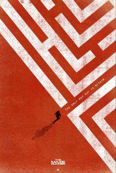 theuniversemocksme:  Maze Runner  Webber Design 2014 Poster...