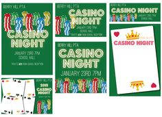 How a PTA Casino Night Fundraiser Works