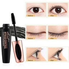 d7c5c4c469c Silk Fiber Eyelash Mascara can boost your lash look like never before!Buy  now Silk Fiber Eyelash Mascara!