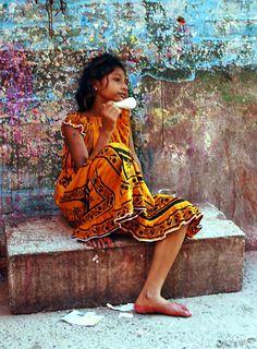 Dreaming . Calcutta